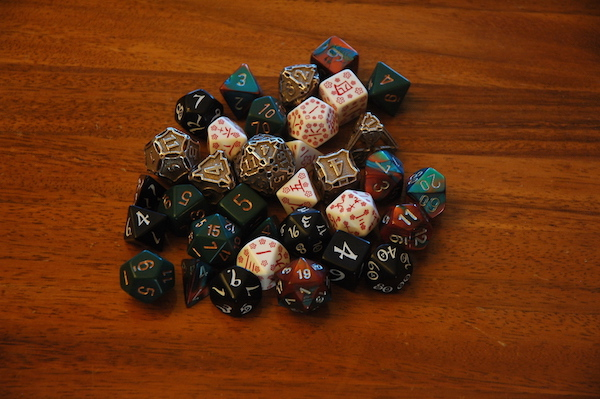Photo of Bitterhusk's Dice